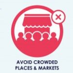 avoid places icon